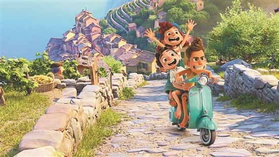 《夏日友晴天》创口碑新低  皮克斯动画片,中国观众看腻了?