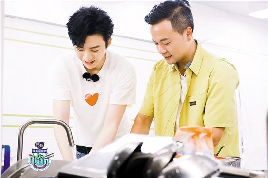 """刘宇宁:没有过去的经历,当不了""""万能员工"""""""