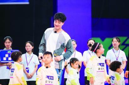 """刘翔、田亮加入《小巨人运动会》 为青少儿体育""""求关注"""""""